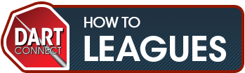 DartConnect How To Leagues