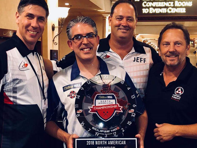 Dartconnect Scouting Report North Americans At The Pdc World