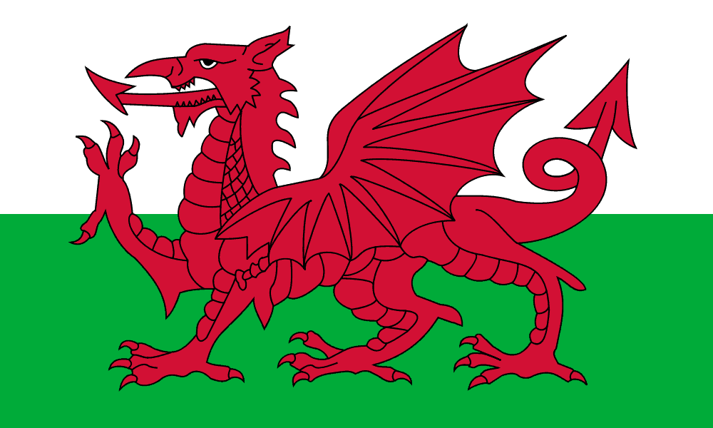 Wales Flag