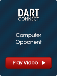 Playing the DartConnect Computer Opponent