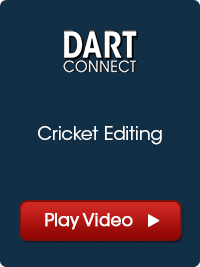 How to Edit Cricket Mistakes